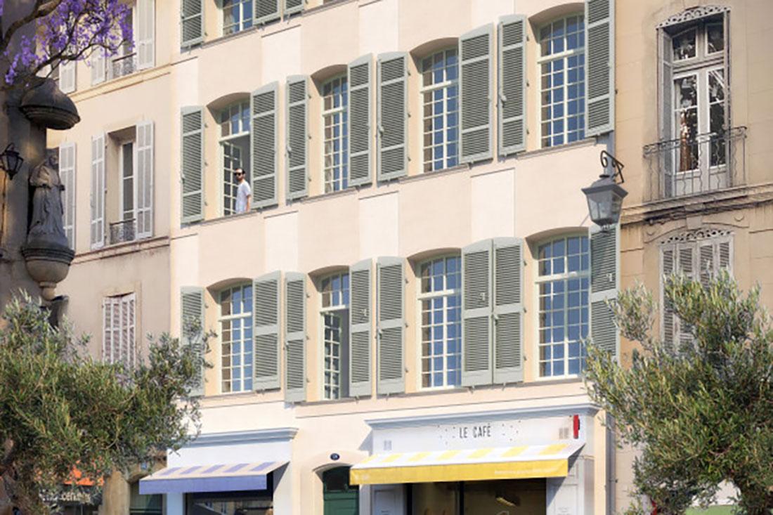 Programme Immobilier Neuf   Aix La Duranne   52