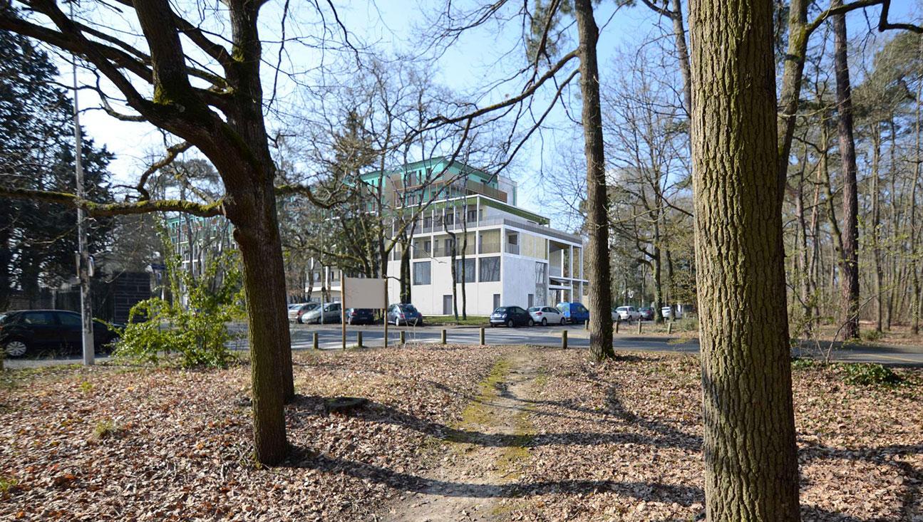 Les Senioriales En Ville De Tours Parc Grandmont - Les Senioriales